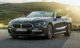 BMW 8 Seroes Convertible (3)