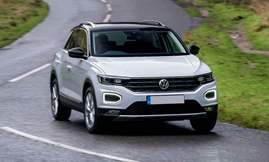 vw-t-roc-white-fromt-driving-1