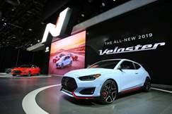 Hyundai Detroit Autoshow