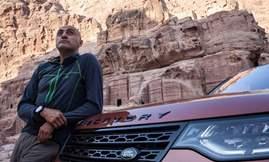 Mostafa Salameh Land Rover Brand Ambassador (1)