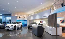 Lexus-showroom-by-ARNO-Europe