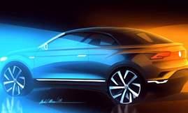 Volkswagen-T-Roc-Cabriolet-Sketch