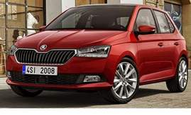 skoda-fabia-facelift-front-carwow