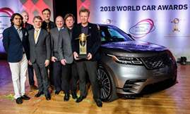 RANGE ROVER VELAR NAMED MOST BEAUTIFUL CAR IN THE WORLD (2)