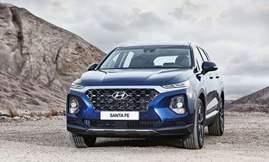 Hyundai SantaFe -هيونداى سانتافي