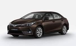 Toyota Corolla - تويوتا كرولا