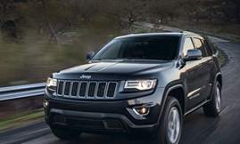 Jeep Grand Cherokee - Laredo 1