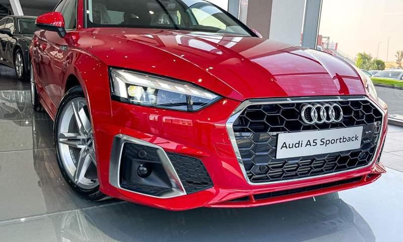 اودي A5 ، اسعار السيارات يكشف موتورز بلس عن ملخص الزيادات الاخيرة في اسعار السيارات