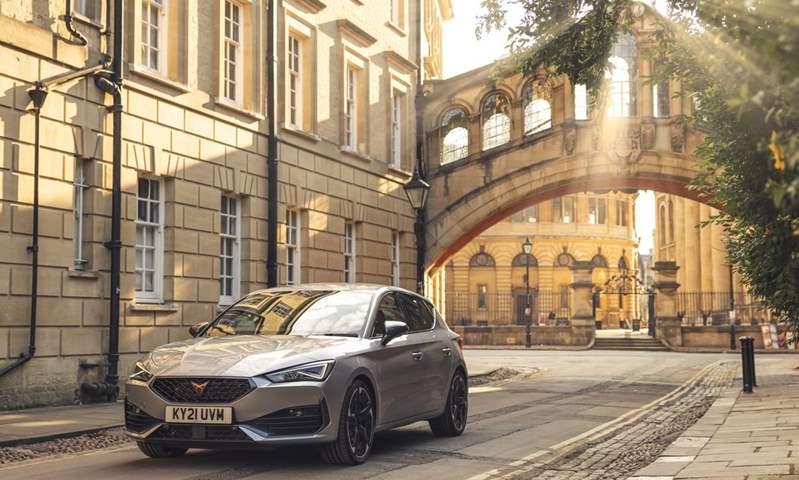 كوبرا - تكشف عن سيات ليون موديل 2021 في المملكة المتحدة