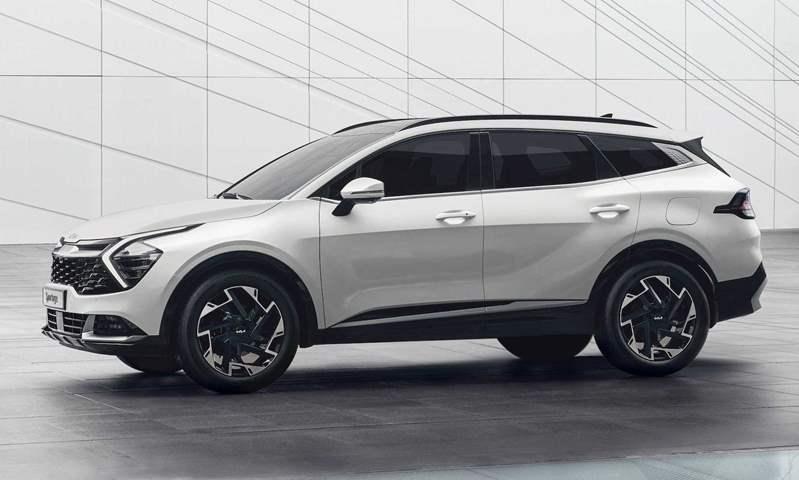 كيا سبورتاج 2022  تكشف كيا المواصفات الفنية للسيارة سبورتاج الجديدة