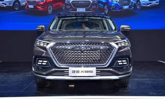شيري تطلق SUV فاخر متوسط الحجم من علامتها الفرعية الجديدة جيتور