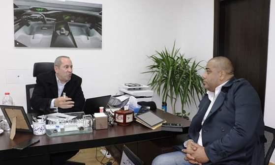 عالم السيارات تحاور الرئيس التنفيذى لبيجو فى مصر  ..