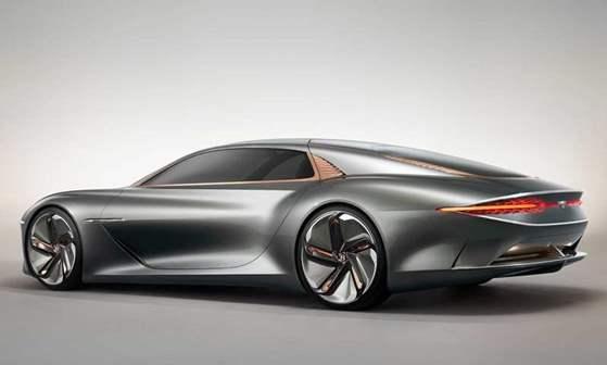 """احتفالا باليوبيل  الماسي.. بنتلي تطلق EXP 100 GT """"سيارة المستقبل"""""""