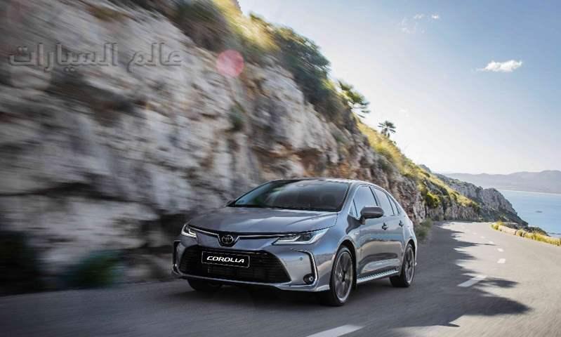"""""""كورولا"""" في المرتبة الأولى.. أكثر 10 سيارات مبيعًا خلال شهر يناير"""