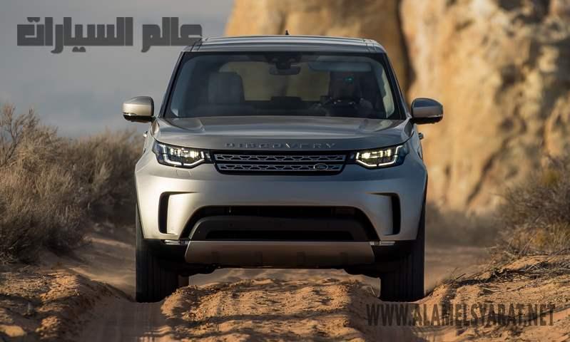 لاند روفر ديسكفري ذات الـ7 مقاعد بمحرك جديد أصغر حجماً في مصر