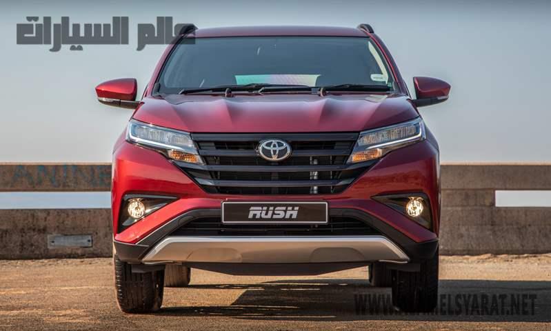 تويوتا راش موديل 2020 تنخفض بقيمة 30,000 جنيه بسوق السيارات المصري