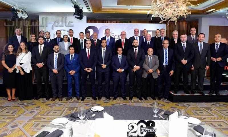 شركة إكسون موبيل مصر وتويوتا ايجيبت تجددان التعاون لثلاث سنوات جديدة