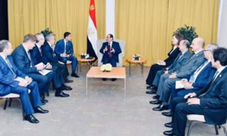 """جاز"""" الروسية تتطلع لتوطين صناعة المركبات الكهربائية في مصر"""