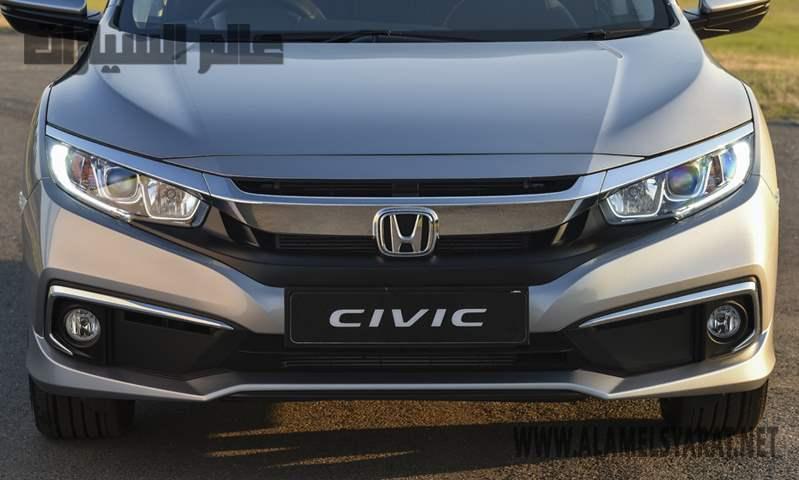 سيفيك بشكلها الجديد أولى سيارات 2020 من هوندا في مصر