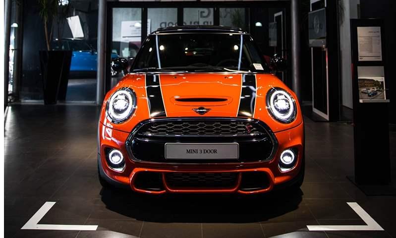 """البافارية للسيارات"""" تقدّم MINI COOPER S 3 DOOR  الجديدة لعام 2020"""