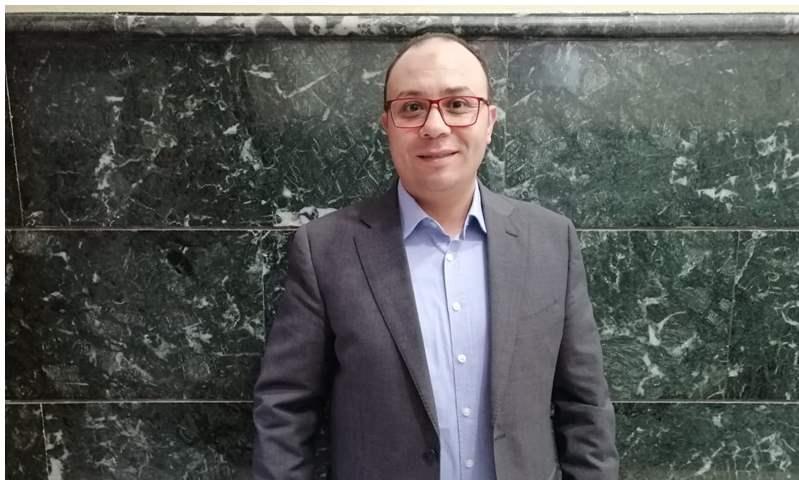 الشامى مدير عام المبيعات لعلامة مرسيدس  بمجموعة عزالعرب