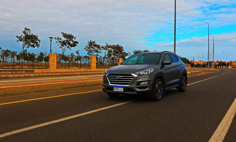 """توسان وسبورتاج  تستحوذا على 35,8% من مبيعات السيارات الـ""""SUV-C"""" خلال 11 شهر"""