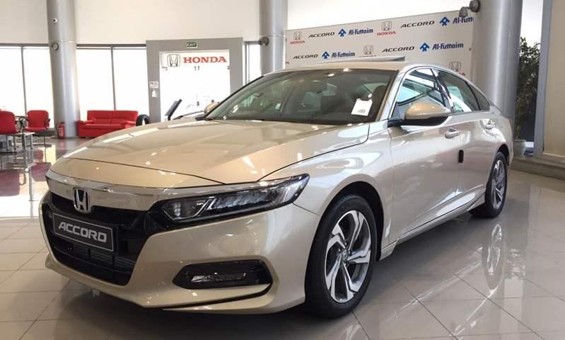 ارتفاع  أسعار هوندا أكورد في سوق السيارات  المصري