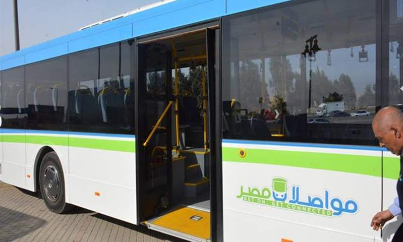 مواصلات مصر تشغل 8 خطوط رئيسية لخدمة الركاب في الشروق