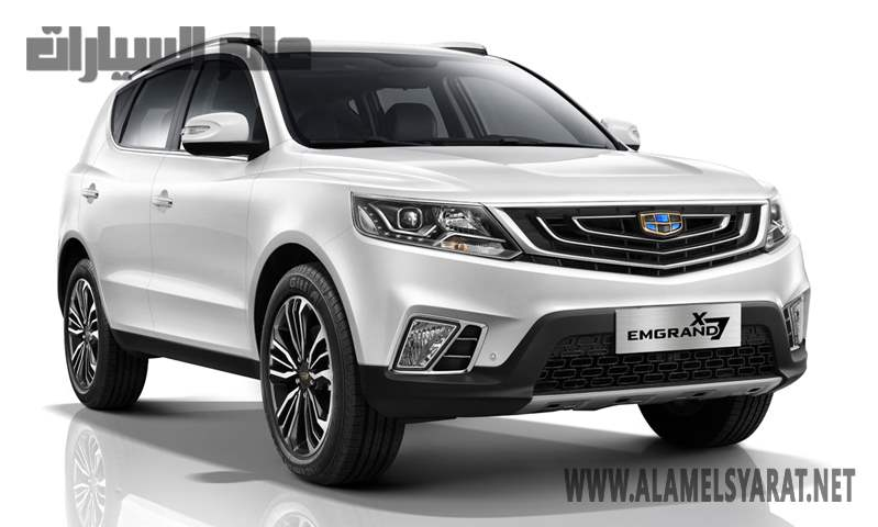 إرتفاع بأسعار سيارات جيلي على إمجراند X7 بنوفمبر في السوق المصري