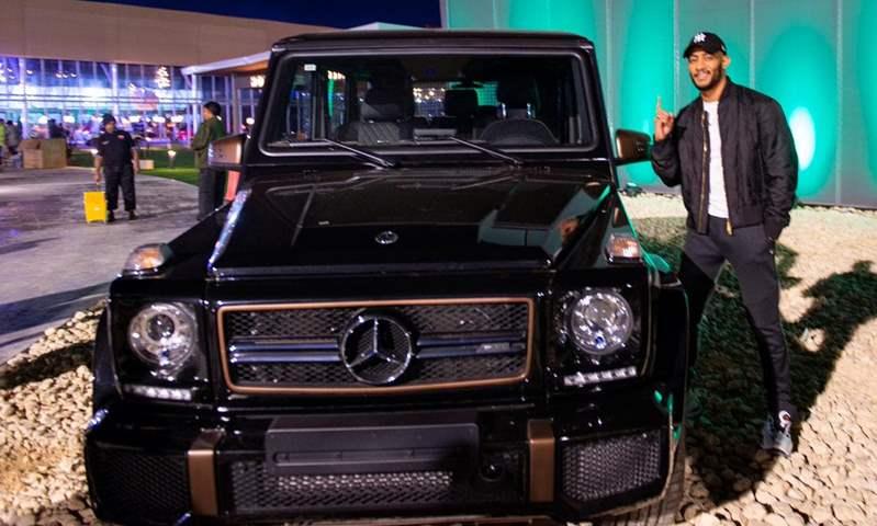 """""""الغيرة من رونالدو"""" تكلف محمد رمضان شراء سيارة بمبلغ 7 ملايين جنيه"""