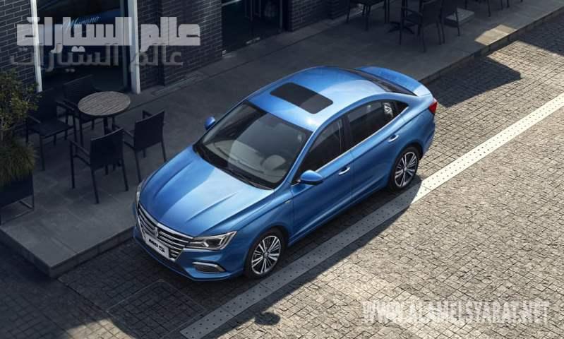 أم جي MG5 تظهر رسمياً بصالات العرض الأسبوع المقبل بسوق السيارات المصري