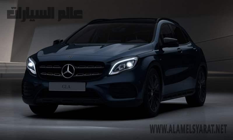 تجهيزات أعلى بطلَّة جديدة لمرسيدس-بنز GLA بسوق السيارات المصري