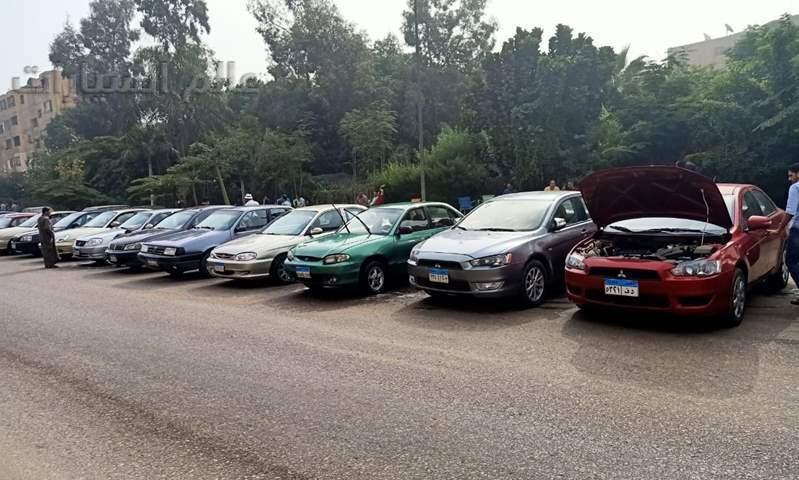 تويوتا كورولا 200 ألف جنيه.. تعرف على أسعار السيارات المستعملة بسوق الجمعة