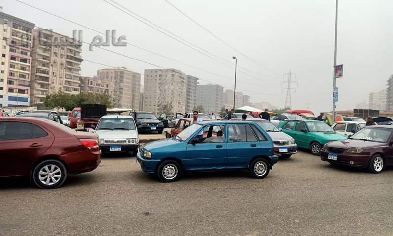 إسماعيل:  هناك أعمال صيانة في سوق السيارات المستعملة بمدينة نصر.. وعودة  العمل  1 سبتمبر