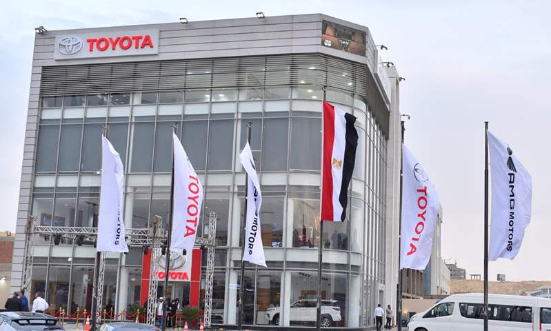 أسعار سيارات تويوتا في السوق المصري خلال شهر فبراير