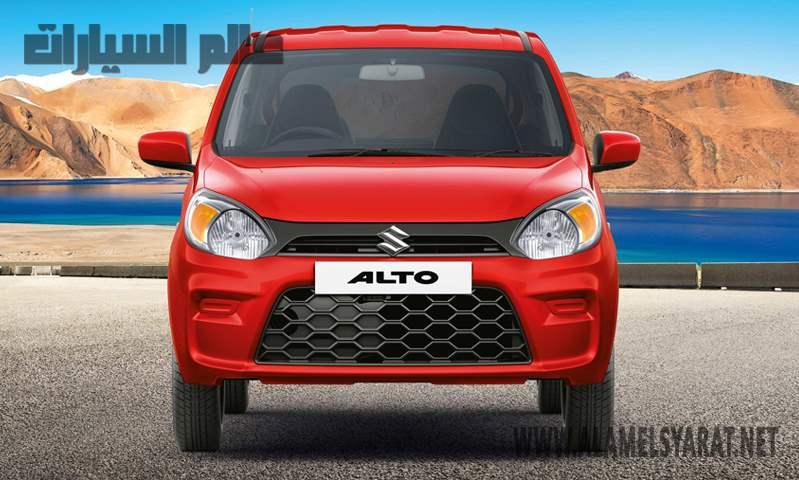 رسمياً.. سوزوكي ألتو بنظام ABS ووسائد هوائية بسوق السيارات المصري