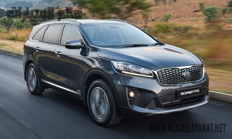 """كيا سورينتو تستحوذ على 46,7% من مبيعات فئة الـ """"SUV-D"""" في السوق المصري"""