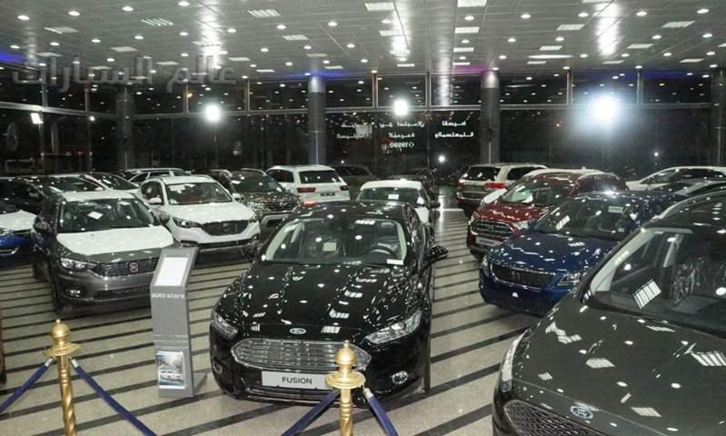 أنعدام حركة البيع  بمعارض السيارات رغم استمرار فتحها يومياً!