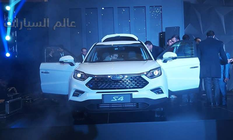 رسمياً... إطلاق جاك S4 الجديدة بسوق السيارات المصري بسعر 278 الف جنيه