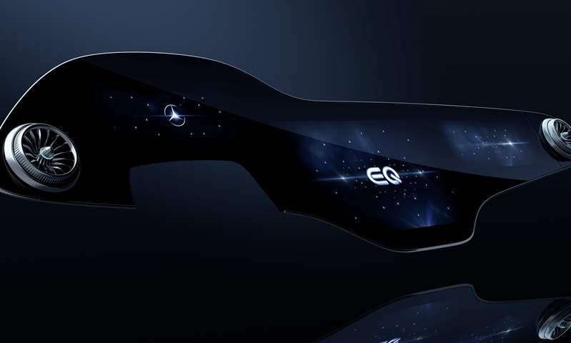 ثورة جديدة في تصميم لوحات القيادة.. مرسيدس تقدم شاشة MBUX هايبر سكرين تعمل بالذكاء الاصطناعي