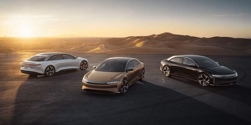 لوسيد تخطط لبناء مصنع للسيارات الكهربائية في المملكة العربية السعودية