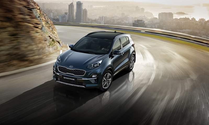 كيا سبورتاج تتربع على عرش مبيعات سيارات الـ (SUV) كأفضل سيارة للمستهلك المصري