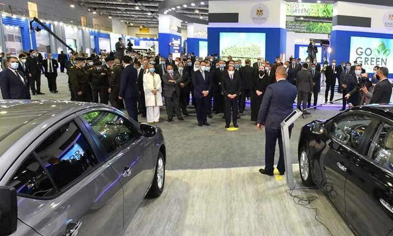 """""""العربية للتصنيع"""": طرح سيارة ميكروباص 14 راكب تعمل بالغاز الطبيعي خلال الأشهر القادمة"""