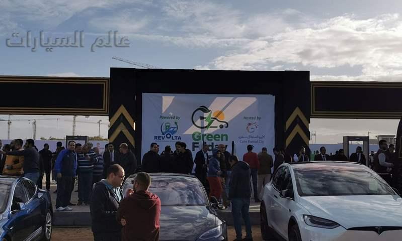 خطة إنشاء محطات شحن كهربائي للسيارات بالمواقف والجراجات العامة