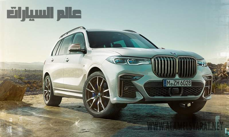 الغزالي: بي أم دبليو حققت الريادة بتقديم X7 بسوق السيارات المصري