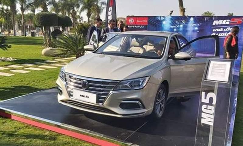 إم جي5 بين أكثر 3 سيارات مبيعًا في فئة السيدان الاقتصادية خلال 6 أشهر