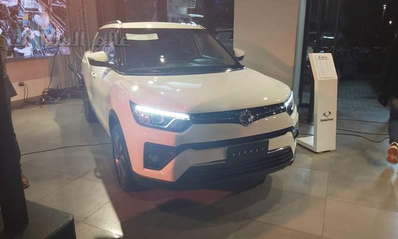 عربيات تقدم سيارتها سانج يونج تيفولي الجديدة لوسائل الإعلام والصحافة