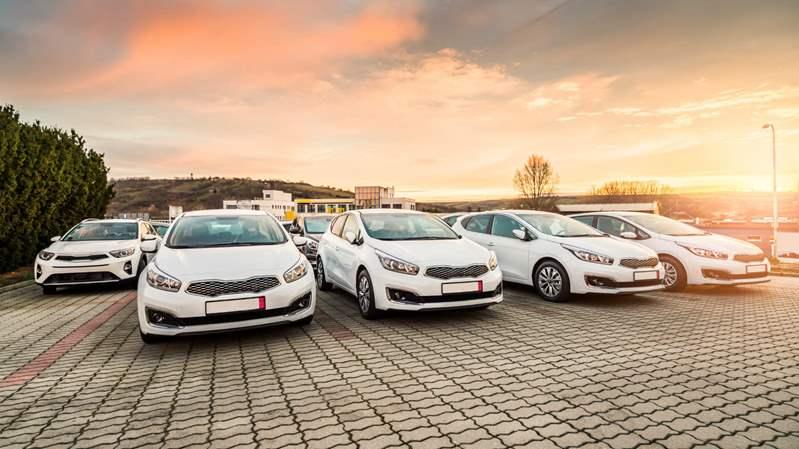 اللون الأبيض في السيارات هو الأكثر شعبية في العالم للسنة العاشرة!