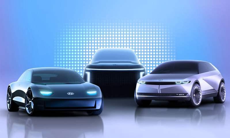 منصة جديدة من هيونداي للسيارات الكهربائية توفر مدى 500 كم وشحن سريع 800 فولت