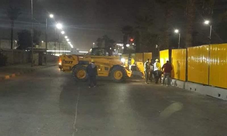 بدء غلق شارع الهرم  وتحويلات مرورية لمدة 5 سنوات